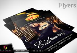 Flyer Design Sharm el Sheikh